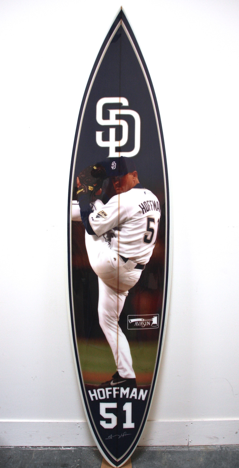 padres surfboards